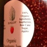 Raspberry Jam Close-Up