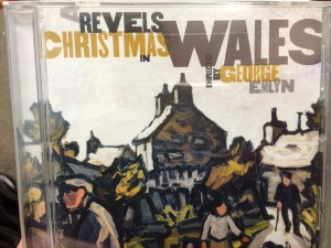Revels Xmas in Wales CD