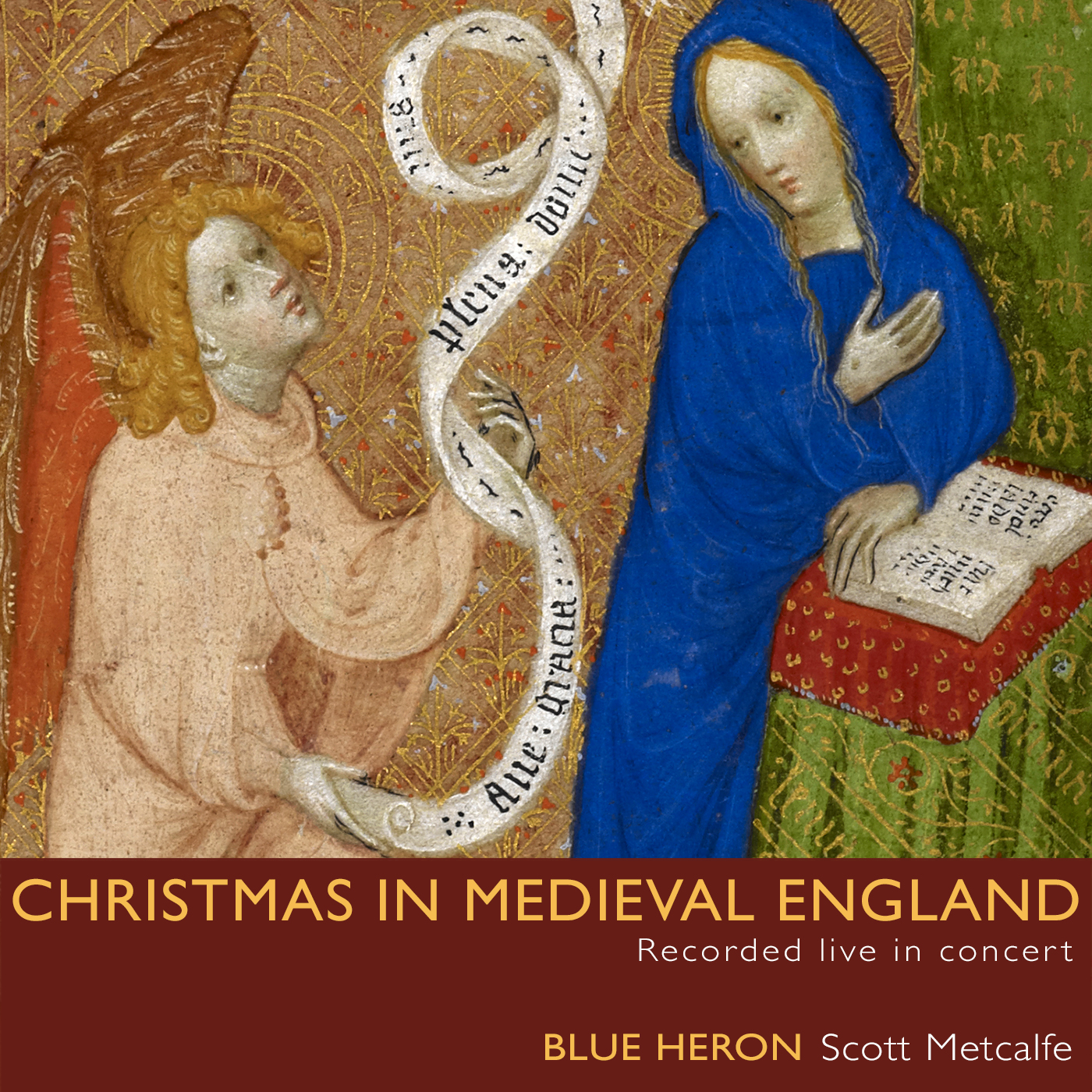 Christmas in Medieval England (2015) | Blue Heron