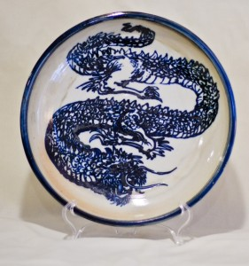 dragon plate 1